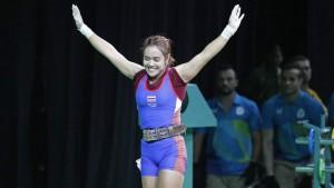 Tanasan domina y se hace de oro en Río