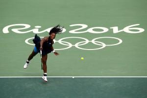 Rio 2016 - Big avanti nel tabellone femminile