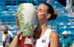 WTA Cincinnati, in finale Karolina Pliskova annienta Angelique Kerber
