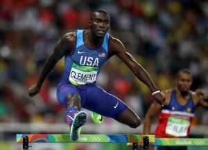 Rio 2016 - Trost e Rossit in finale nell'alto, Clement oro nei 400hs