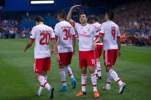 Rimonta Benfica, Atletico Ko: espugnato il Calderón (1-2)