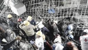 Tragedia mortal en las obras del Estadio Guillermo Plazas Alcid de Neiva