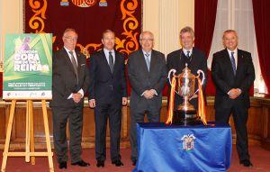 La fase final de la Copa de la Reina, en Melilla
