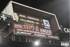 El Villarreal estropea el debut del nuevo Real Zaragoza