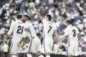Liga, Real Madrid da record contro l'Osasuna (5-2). A segno anche Ronaldo
