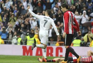 Cristiano, elegido elcomo el mejor del Real Madrid - Athletic