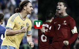 Cristiano vs Ibrahimovic, uno se quedará sin Mundial