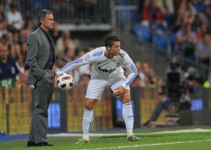 """Mourinho, sobre Cristiano: """"Es increíble, una máquina de hacer goles"""""""