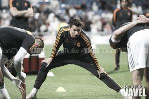 Cristiano, seria duda para la Final de Copa
