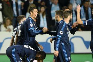 Nel segno di Ronaldo: la doppietta del portoghese stende il Malmoe