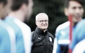 """Ranieri: """"Respetamos al rival, pero iremos a por la victoria"""""""