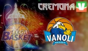 Guida Vavel Legabasket 2016/17: Vanoli Cremona