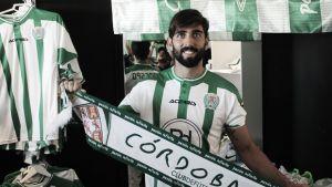 Crespo, presentado como nuevo jugador del Córdoba