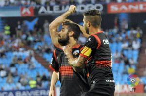 Remontada y empate en Zaragoza