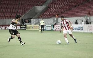 Criciúma encerra série de três jogos sem vencer contra Náutico e se reaproxima do G-4