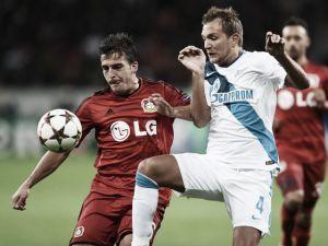 Diretta partita Zenit San Pietroburgo - Bayer Leverkusen, risultati live di Champions League