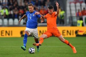 Italia - Olanda, pari tra deluse: a Zaza risponde Ake'