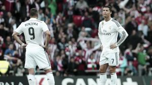 Real Madrid, stelle al buio