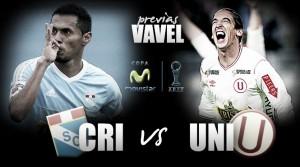 Sporting Cristal vs Universitario: Ganar pensando en lo que pase en Sullana