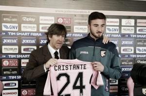 """Cristante si presenta: """"Palermo, sono il tuo tuttofare"""""""