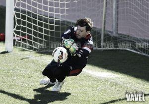 Se confirma la lesión de Cristian Álvarez