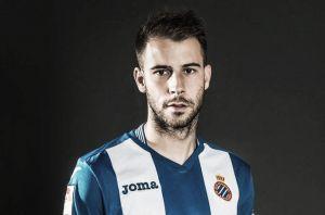 """Cristian Gómez: """"Todos me han tratado bien en el Espanyol"""""""