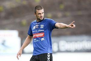 Cristian García deja de ser jugador del CD Tenerife
