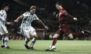 VIDEO Sorride il Portogallo con Guerreiro, Argentina battuta