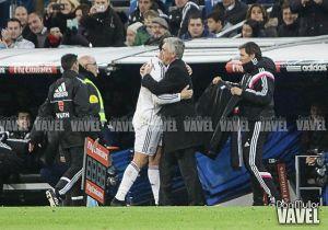 Ancelotti tratará con Cristiano sus gestos a la grada tras ser expulsado