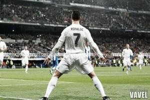Cristiano Ronaldo, como Zarra