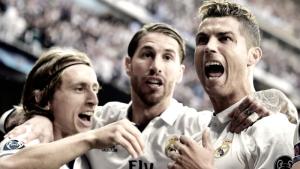 Real Madrid x Atlético: Ronaldo e pouco mais (3-0)
