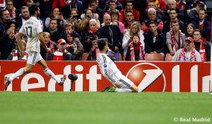 Cristiano Ronaldo, al acecho de Raúl