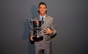 """Cristiano Ronaldo: """"Tengo un contrato de dos años y quiero cumplirlo"""""""
