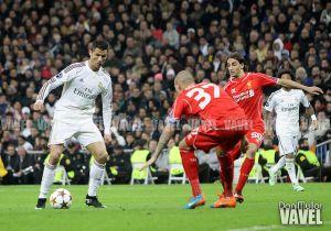 El gol de Cristiano al Liverpool, entre los diez mejor del año para la UEFA