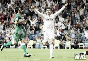 "Cristiano Ronaldo: ""Espero marcar goles"""
