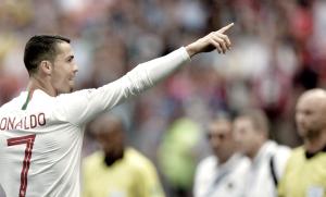 Cristiano Ronaldo, el salvador de Portugal