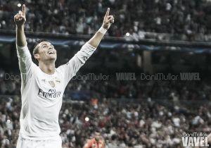 Acto homenaje a Cristiano Ronaldo