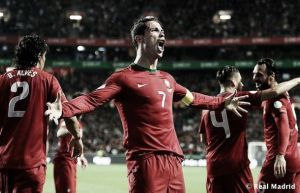 Cristiano Ronaldo, comandante para la toma del norte
