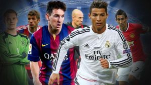 Messi, Mascherano, Neymar e Iniesta entre los aspirantes al FIFA Balón de Oro