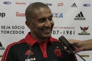 """Cristóvão Borges é apresentado no Flamengo e afirma: """"Aqui é chegar e ganhar"""""""
