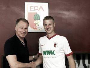 Augsburg sign defenderHinteregger on deadline day