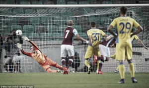 NK Domzale 2-1 West Ham United: Hammers edged out by Slovenian minnows