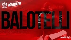 Balotelli ya es nuevo jugador del Niza