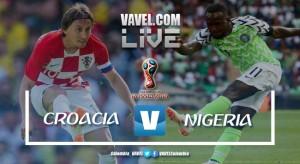 Croacia vence 2-0 a Nigeria en el cierre del cuarto día de Rusia 2018