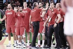 Croacia arrolla a una intermitente Lituania y pasa primera de grupo