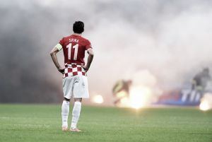 Italy 1-1 Croatia: De Rossi's special day ends in disappointment