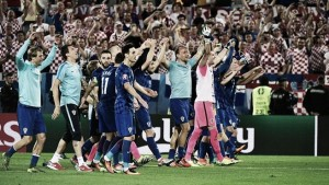 Ante Cacic praises his Croatia side after Spanish conquest