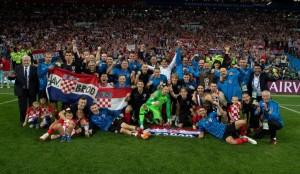 Croazia, cuore e carattere per la prima finale della storia