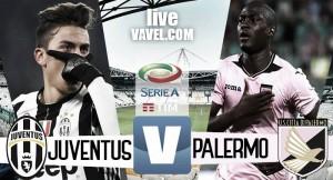 Terminata Juventus - Palermo, LIVE Serie A 2016/17 (4-1): Marchisio, Dybala x2, Higuain