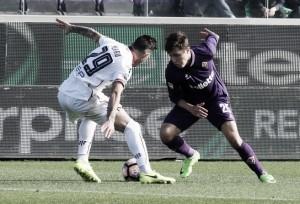 Serie A - Il Cagliari ci prova, Kalinic lo punisce: la Fiorentina vince 1-0 nel recupero